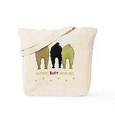 SharPeiTrans Tote Bag