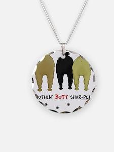 SharPeiButts Necklace