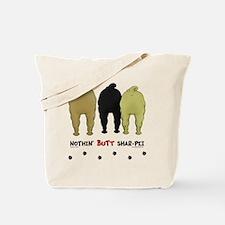SharPeiButts Tote Bag