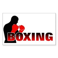 3-boxerstroke Decal