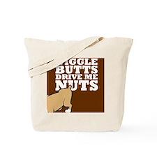 wigglebutts Tote Bag