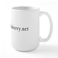 www.ihatejohnkerry.net Mug