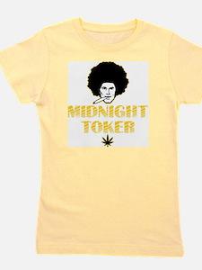 midnight toker Girl's Tee