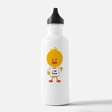 AttorneyChickDkT Water Bottle