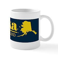 2-Alaska Gold Bumper 2 Mug