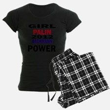 palin_bachmann_girlpower Pajamas