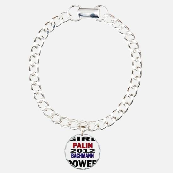 palin_bachmann_girlpower Bracelet