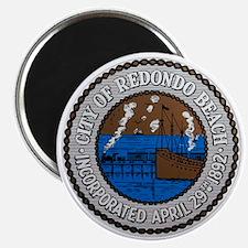 Redondo cafe press 1 042210 Magnet