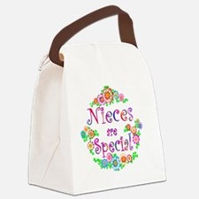 niece Canvas Lunch Bag