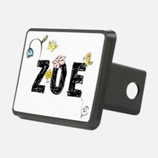 Zoe Floral Hitch Cover