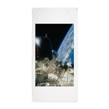 Space Shuttle Beach Towel