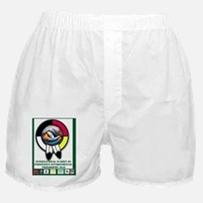 ISIEP- poster Boxer Shorts