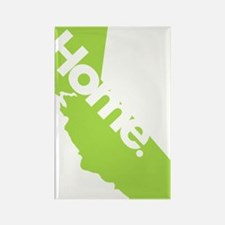 California-Home Rectangle Magnet