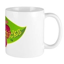 Tropichicks logo for cafepress Mug
