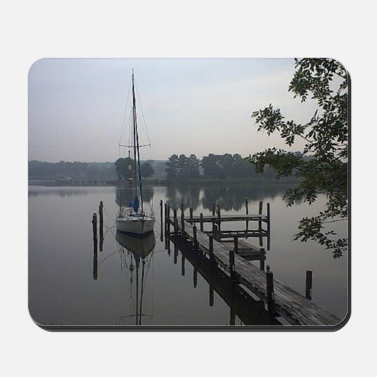 eastern-shore_dock_1_post Mousepad
