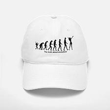 2-EvolutionTruthblack Baseball Baseball Cap