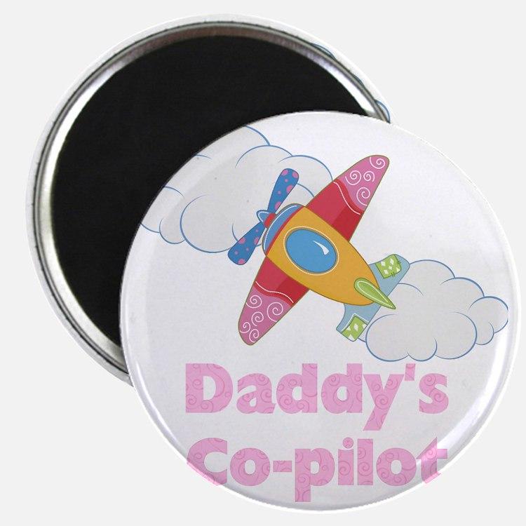 copilot girl Magnet