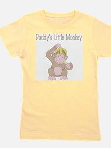 little monkey Girl's Tee