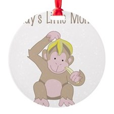 little monkey Ornament