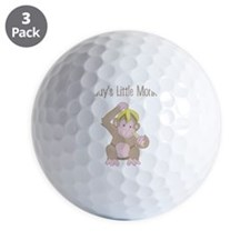 little monkey Golf Ball