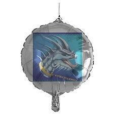 Dragon and Gold Chain_mpad Balloon