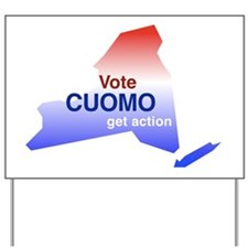 votecuomo2 Yard Sign