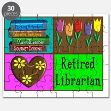 Retired Librarian Puzzle