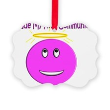 First Communion Day Ornament