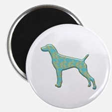 "Paisley Pointer 2.25"" Magnet (100 pack)"