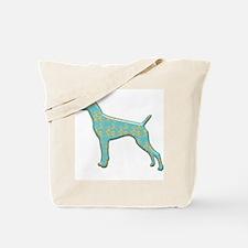 Paisley Pointer Tote Bag
