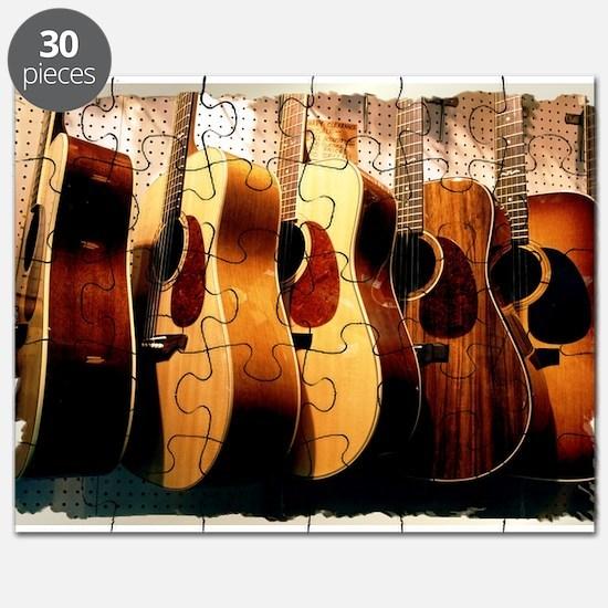 Guitars Puzzle