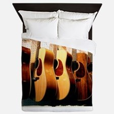 Guitars Queen Duvet