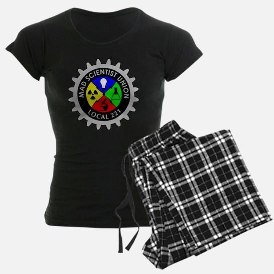 mad_scientist_union_logo_dar pajamas