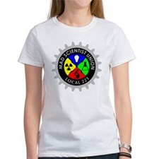 mad_scientist_union_logo_dark Tee