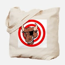 bullseye_target_light Tote Bag