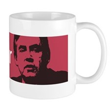 Gordon Brown Labour Party Small Mug