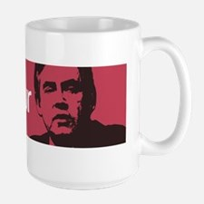 Gordon Brown Labour Party Large Mug