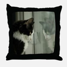 pet-nc13 Throw Pillow