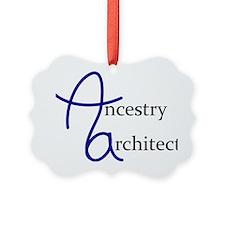 Ancestry Architect Ornament