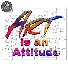 art_attitude_200 Puzzle