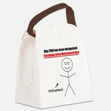 mohammedday01 Canvas Lunch Bag