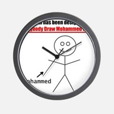 mohammedday01 Wall Clock