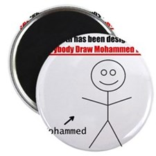 mohammedday01 Magnet
