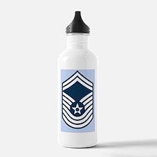 USAF-CMSgt-Old-Mousepa Water Bottle