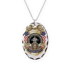 OGA Badge Necklace