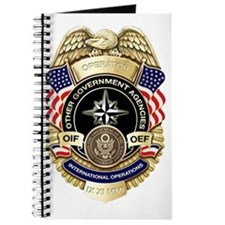 OGA Badge Journal