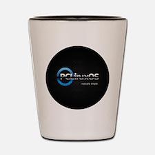 PCLinuxOS Shot Glass