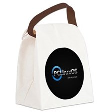 PCLinuxOS Canvas Lunch Bag