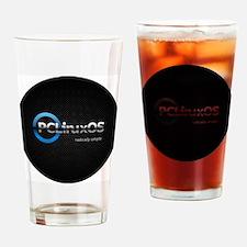 PCLinuxOS Drinking Glass