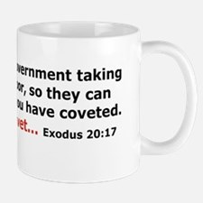 SOCIALISM IS THE GOVERNMENT TAKING FROM Mug